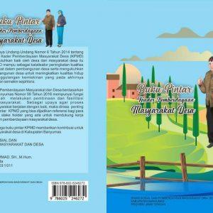 Sosialisasi Buku Pintar Kader Pemberdayaan Masyarakat Desa Kabupaten Banyumas