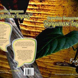 Buku Geguritan Banyumas Karya Fajar Sop San Bonus VCD Tembang Banyumasan
