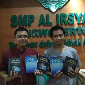 SMP Al Irsyad Purwokerto Mempercayakan SIP Publishing untuk Mencetak Buku Keren ini