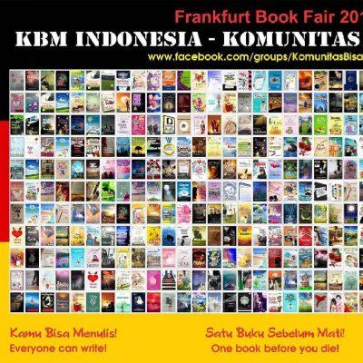 Cover Buku Aku Tak Menyerah Masuk Hall of Fame KBM Ikut Mejeng di Book Fair Frankfurt Jerman