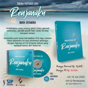 """Renjanaku"" Sebuah Album Karya Indra Defandra"