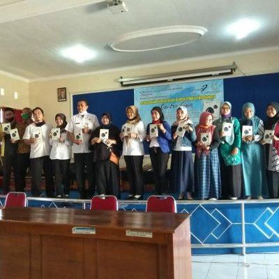 """Peluncuran Buku """"Jantra Jiwa"""" Karya Para Penulis Purbalingga"""
