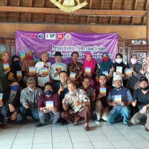 Pengumuman Pemenang lomba Geguritan Basa Penginyongan dan Peluncuran Buku Kluwung neng Langit Penginyongan karya Brayat Penginyongan