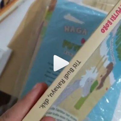 Buku Karya Kelas Menulis Dongeng Angkatan 4