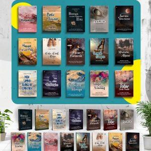 Buku yang Telah Terbit Hasil Challenge Selama 15 Hari