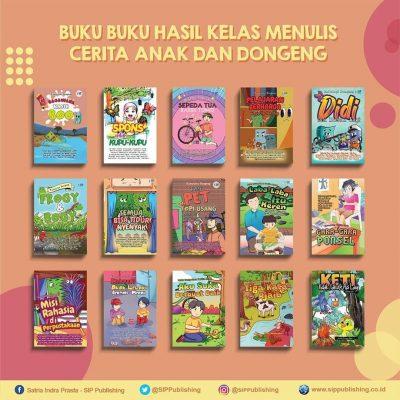 Kelas Menulis Dongeng dan Cerita Anak Bersama Kak Mulasih Tary di Bulan Juni 2021